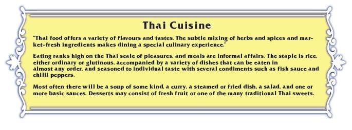 Thai Cuisine Albuquerque Rio Rancho Corrales Thai Kitchen
